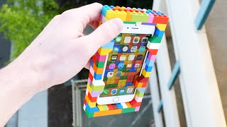 Can LEGO Protect an iPhone 6S from 100 FT Drop Test?