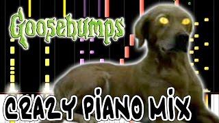 getlinkyoutube.com-Crazy Piano! GOOSEBUMPS THEME