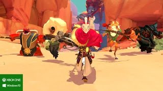 Gigantic E3 2015 Gameplay Trailer