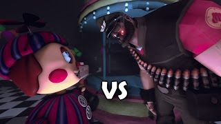 getlinkyoutube.com-The New Guard vs Balloon Boy| Five Nights at Freddy's| Animation