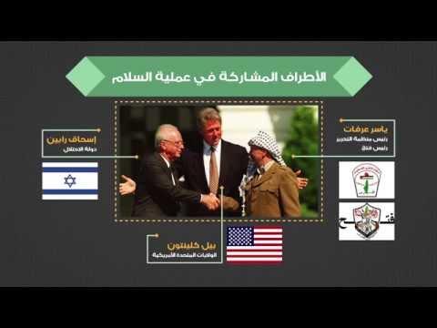 ما هي اتفاقية أوسلو وعملية السلام 1993 ؟