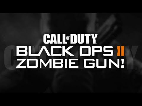 New! Call Of Duty: Black Ops 2 | Zombies Weapon !?