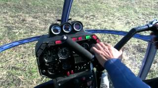 getlinkyoutube.com-Autogyro engine failure