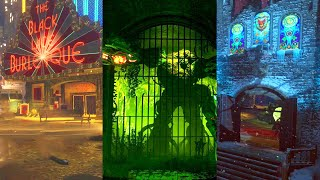 getlinkyoutube.com-BLACK OPS 3 ZOMBIES: All Easter Eggs Completed in One Stream!
