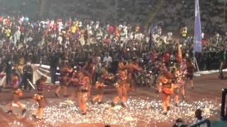getlinkyoutube.com-CALABAR CARNIVAL 2013- Masta Blasta Amazons (ukwu girls) stadium performance