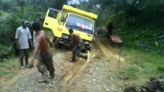 getlinkyoutube.com-truck offroad di kebun sawit