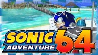 getlinkyoutube.com-Sonic Adventure 64 - Walkthrough