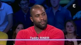 getlinkyoutube.com-Teddy Riner On n'est pas couché 3 mai 2014 #ONPC
