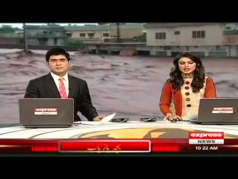 Swat valley 3 Years ago 2010 flood sherin zada express news swat