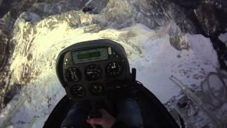 getlinkyoutube.com-1st 2015 winter flight over the Italian Alps (music: Grace Valhalla)