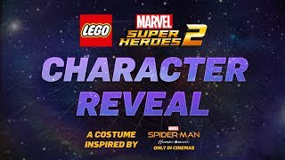 LEGO Marvel Super Heroes 2 - Spider-Man Reveal Trailer