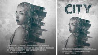 getlinkyoutube.com-Photoshop Manipulation   Film Poster Design   Double Exposure Effect Tutorial