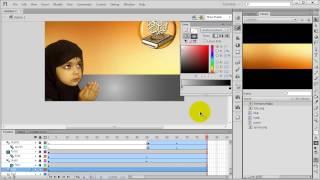 Belajar Animasi Flash Bag.6 - Color Effect & Filter