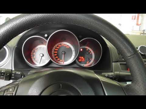 Mazda 3 2.0 2006 - Тяжелый запуск и неустойчивый ХХ