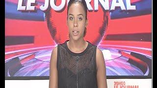 JT Français 20h du 26 Aout 2016 - Présentation : Léa Soukeyna Ndiaye