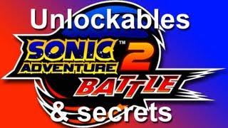 getlinkyoutube.com-SA2B unlockables and secrets