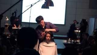 BRIDGE 2013.11.5アリミノ へアショー !大人の美容室SENTACブログ