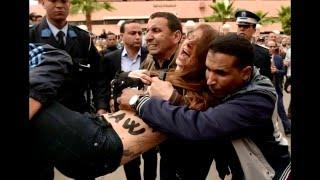 فيمن في بني ملال-Femen Beni mellal