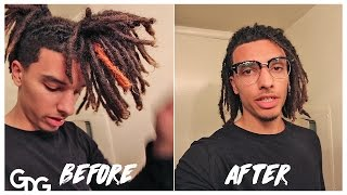 Retwisted My Dreadlocks After 1 Year
