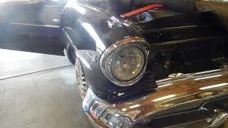 1957 Oldsmobile Super 88 Supercharged 6.2