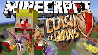getlinkyoutube.com-진호의 마인크래프트 클래시오브클랜 모드 대박맵타험! & Minecraft Clash Of Clans mod