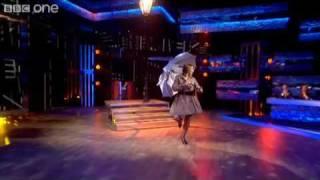 Fern Britton dances Singin' In The Rain - Let's Dance for Comic Relief - BBC One