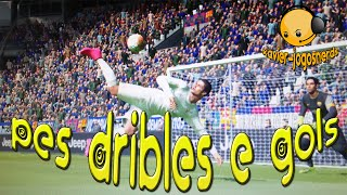 getlinkyoutube.com-Pes 2016  Dribles e gols