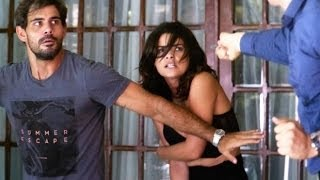 getlinkyoutube.com-Amor a Vida Ultimos capítulos: Félix impede que César mate Aline 27/01