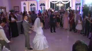 getlinkyoutube.com-BEST SURPRISE HIP HOP WEDDING PARTY DANCE!!