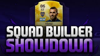 getlinkyoutube.com-SQUAD BUILDER SHOWDOWN VS ANDY!!!| CARLOS TEVEZ!