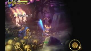 getlinkyoutube.com-Odin Sphere (PS2) Gameplay ~ Playing as Cornelius