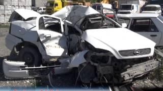 Genç Sağlık Görevlisi Trafik Kazasında Öldü