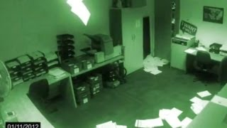 getlinkyoutube.com-Paranormal activity of a ghost caught on tape | Real ghost videos caught on tape