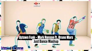getlinkyoutube.com-Uptown Funk (Fanmade Mashup) - Just Dance 2015
