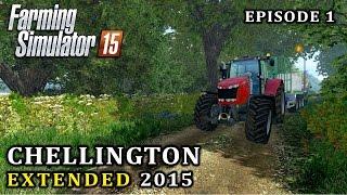 getlinkyoutube.com-Let's Play Farming Simulator 15 | Chellington Extended | Episode 1