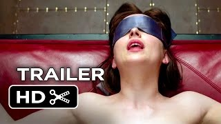 Fifty Shades of Grey Official Trailer #1 (2015) - Jamie Dornan, Dakota Johnson Movie HD width=