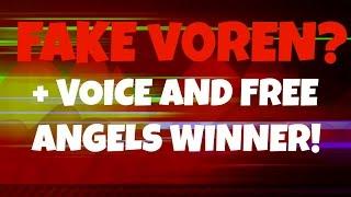 getlinkyoutube.com-Growtopia | FAKE V0REN? + VOICE AND FREE ANGELS WINNER!
