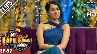 Shraddha Kapoor mimics her father's dialougue -The Kapil Sharma Show–5th Nov 2016