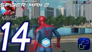 getlinkyoutube.com-The Amazing Spider-Man 2 Android Walkthrough - Part 14 - Episode 4 Defeat the Gang Members