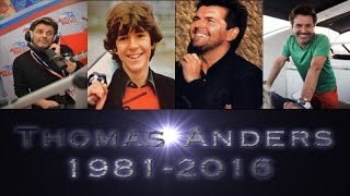getlinkyoutube.com-Thomas Anders 1981-2016