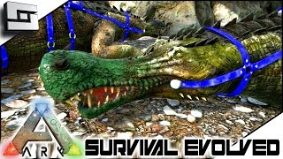 getlinkyoutube.com-ARK: Survival Evolved - ALMOST PERFECT SARCO TAME! S3E28 ( Gameplay )