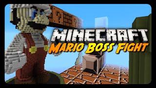 getlinkyoutube.com-Minecraft: SUPER MARIO BOSS BATTLE! (Downloadable Mini-Game)