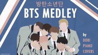 [Piano/Instrumental] 방탄소년단 BTS Medley (13 songs)