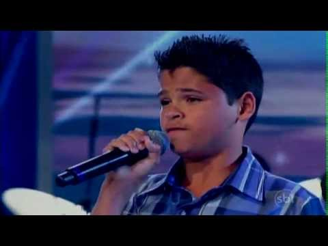 ISAC SANTOS - Fidelidade ( JMJ RIO 2013 )