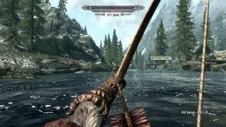 getlinkyoutube.com-엘더스크롤5 스카이림(Elder Scrolls V  Skyrim) 울트라옵, FAXX