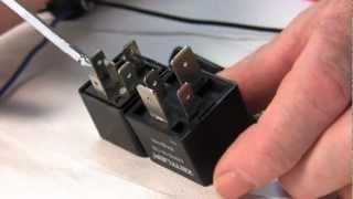 getlinkyoutube.com-Electric Fan Connection Using Fan Relay Kit