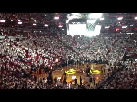 Miami Heat into 2013 ECF game 2