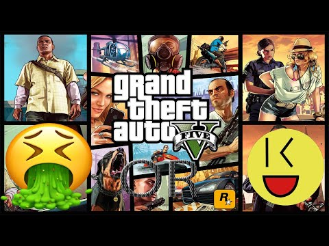 GTA 5 Sick or SEKC