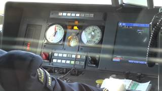 getlinkyoutube.com-JR高山線 キハ25‐1000 マスコン・ブレーキ操作、加速スピード、走行音