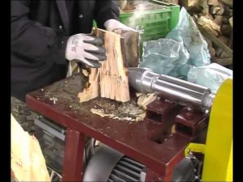 Despicator lemne, electric